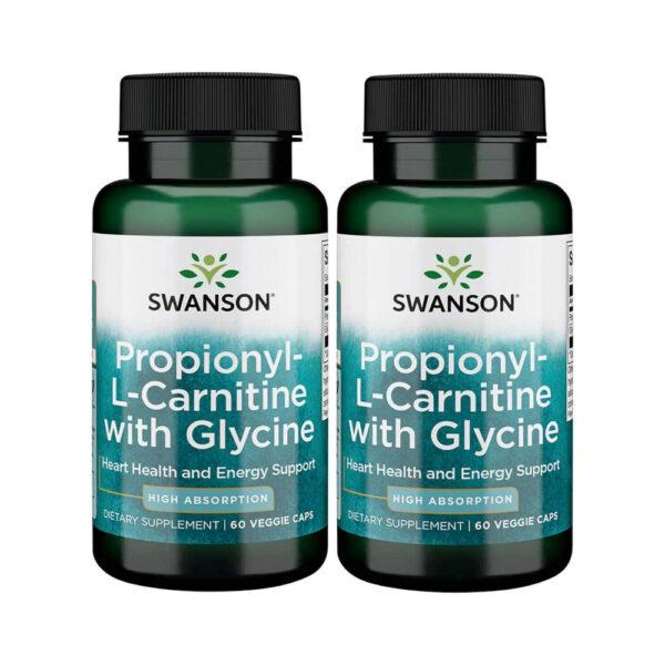 Swanson Propionyl L-Carnitine with Glycine