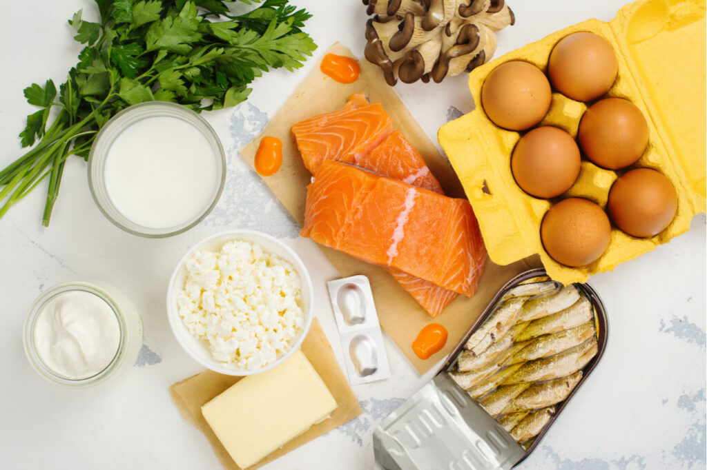 Natural sources of vitamin D and Calcium good supplements for multiple sclerosis.