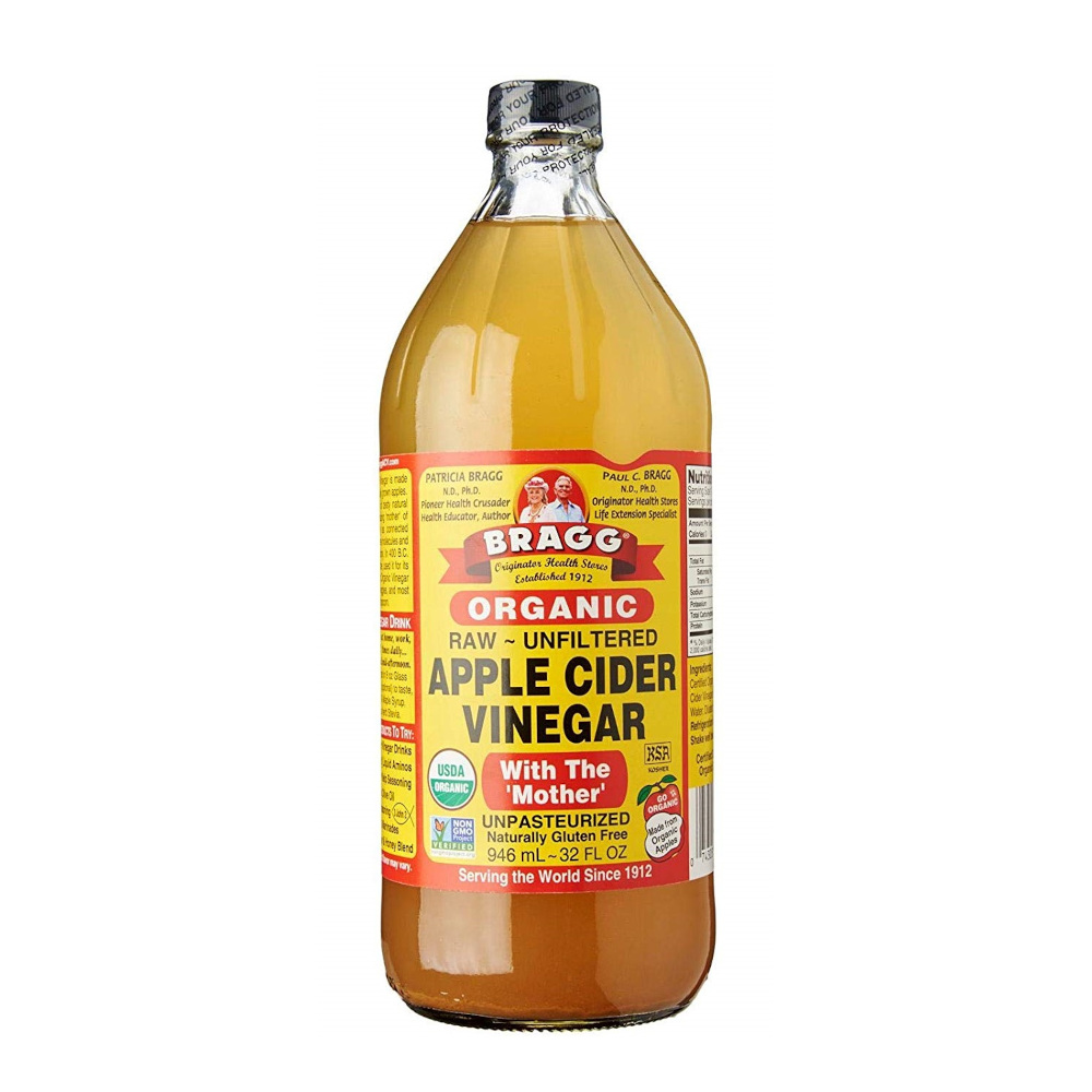 Bragg's Organic Apple Cider Vinegar