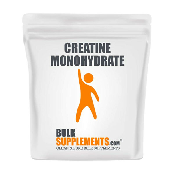 BulkSupplements.com Creatine Monohydrate