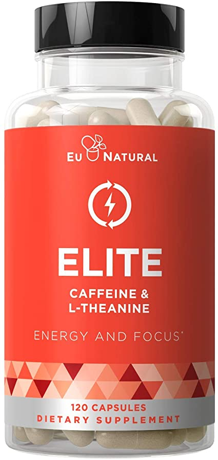 EU Natural Elite Caffeine