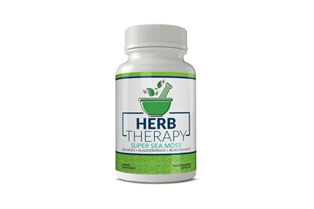 Herb Therapy Super Sea Moss