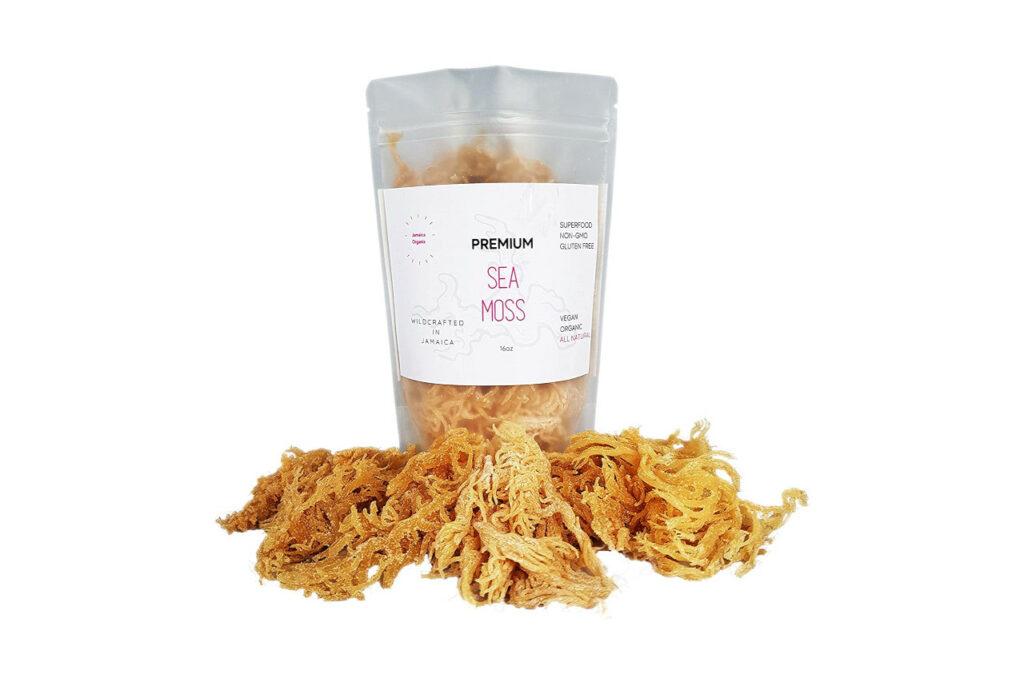 Ja Organix Wildcrafted Dried Sea Moss