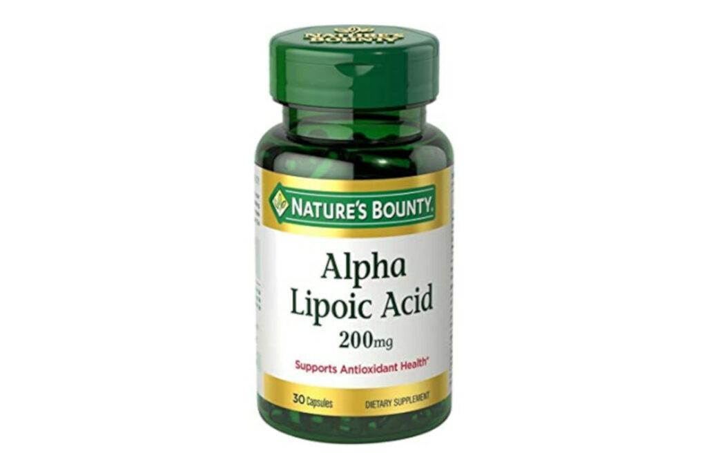 Nature's Bounty Alpha Lipoic Acid