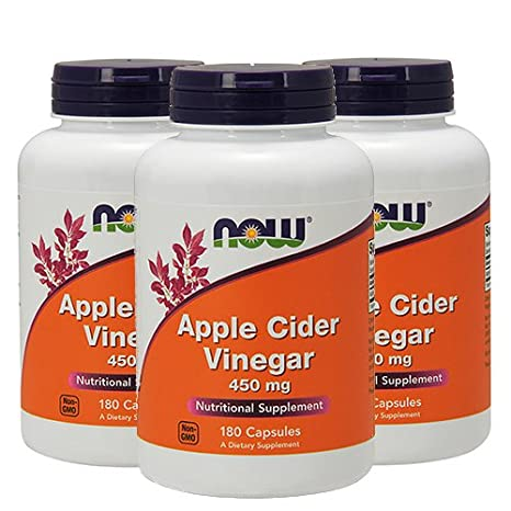 Now Foods Apple Cider Vinegar Tablets