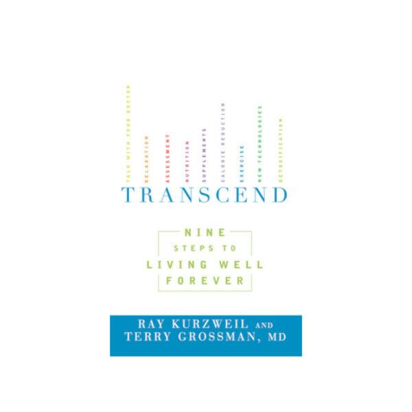 Transcend by Ray Kurzweil