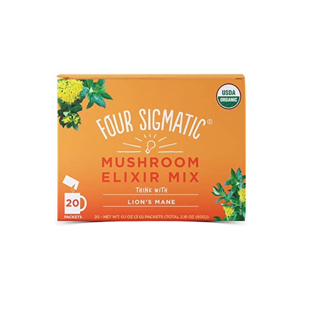 Four Sigmatic Organic Mushroom Elixir Mix