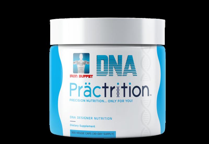 Iron Buffet DNA Practrition