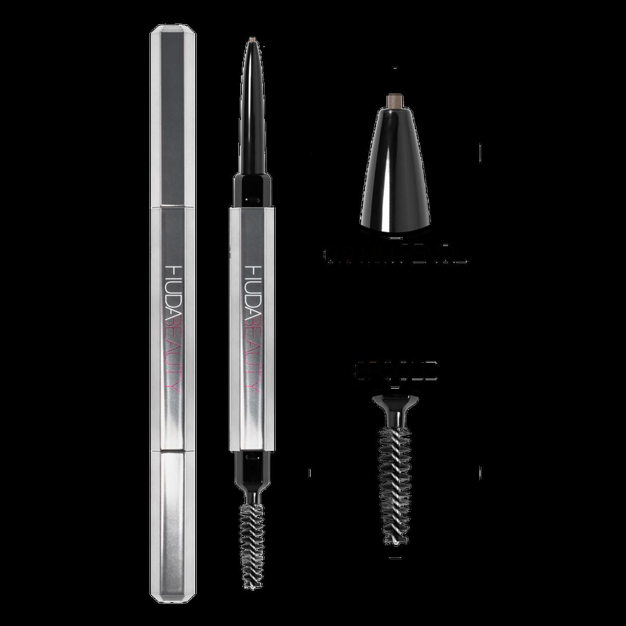 HUDA Beauty #BOMBROWS Microshade Brow Pencil