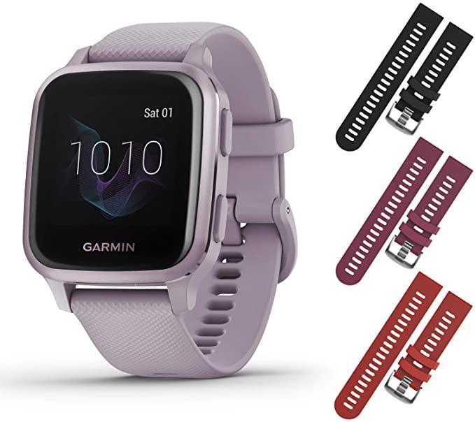 Garmin Venu Sq GPS Fitness Smartwatch
