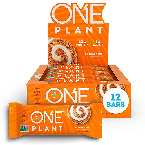 ONE Plant Protein Bars