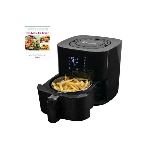 Avalon Bay Air Fryer 2.6 Mini Convection Oven