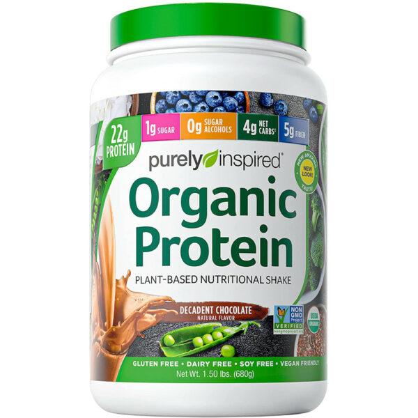 Purely Inspired Organic Protein Shake Powder