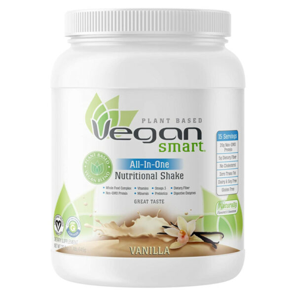 Vegansmart Plant Based Vegan Protein Powder