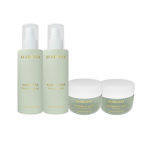 Seabedee Skincare Set
