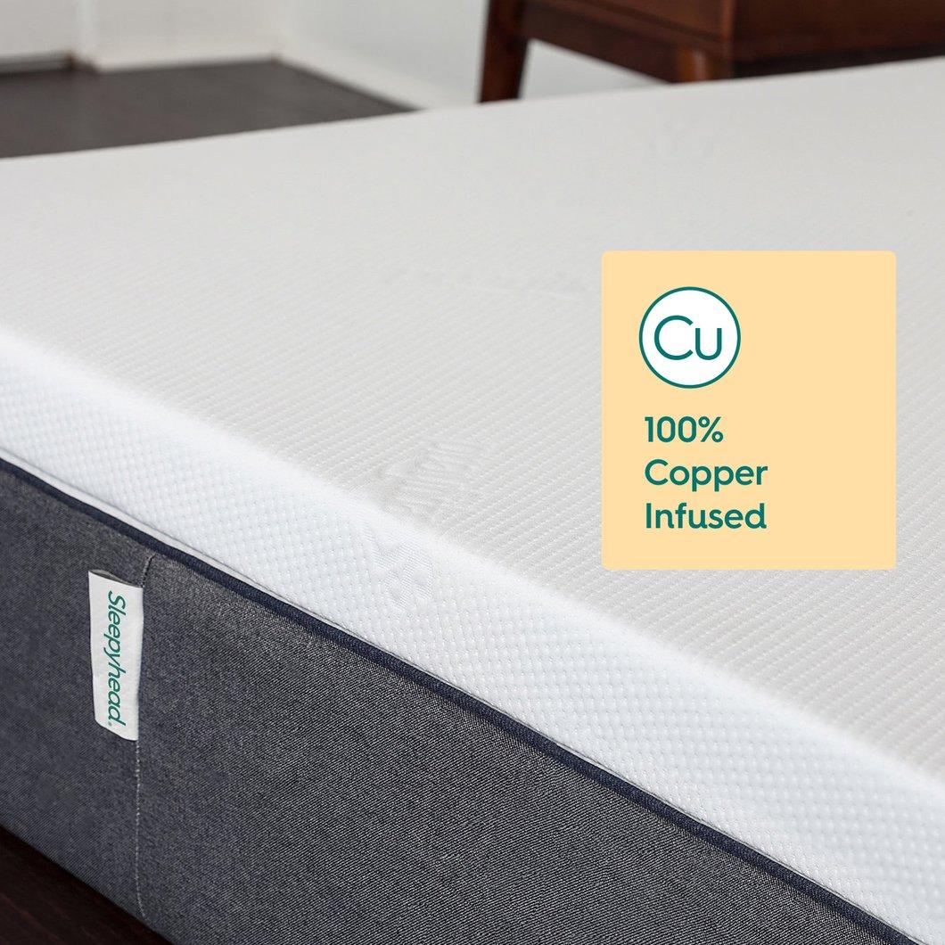 Sleepyhead USA Copper Topper