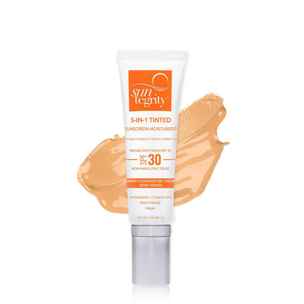 Suntegrity Tinted 5 in 1 Mineral Sunscreen