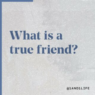Tag one of your true friends in the comments 🖤👇  #truefriendship #selfcaretips #1and1way