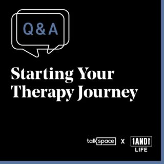 Swipe ➡️ for tips on how to begin your therapy journey 💭  We're here to help 🤞 #talkspacepartner #1and1way