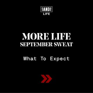 Tomorrow's the date fam! Link in bio 🙌 👊 #fitness #fitfam #1and1way